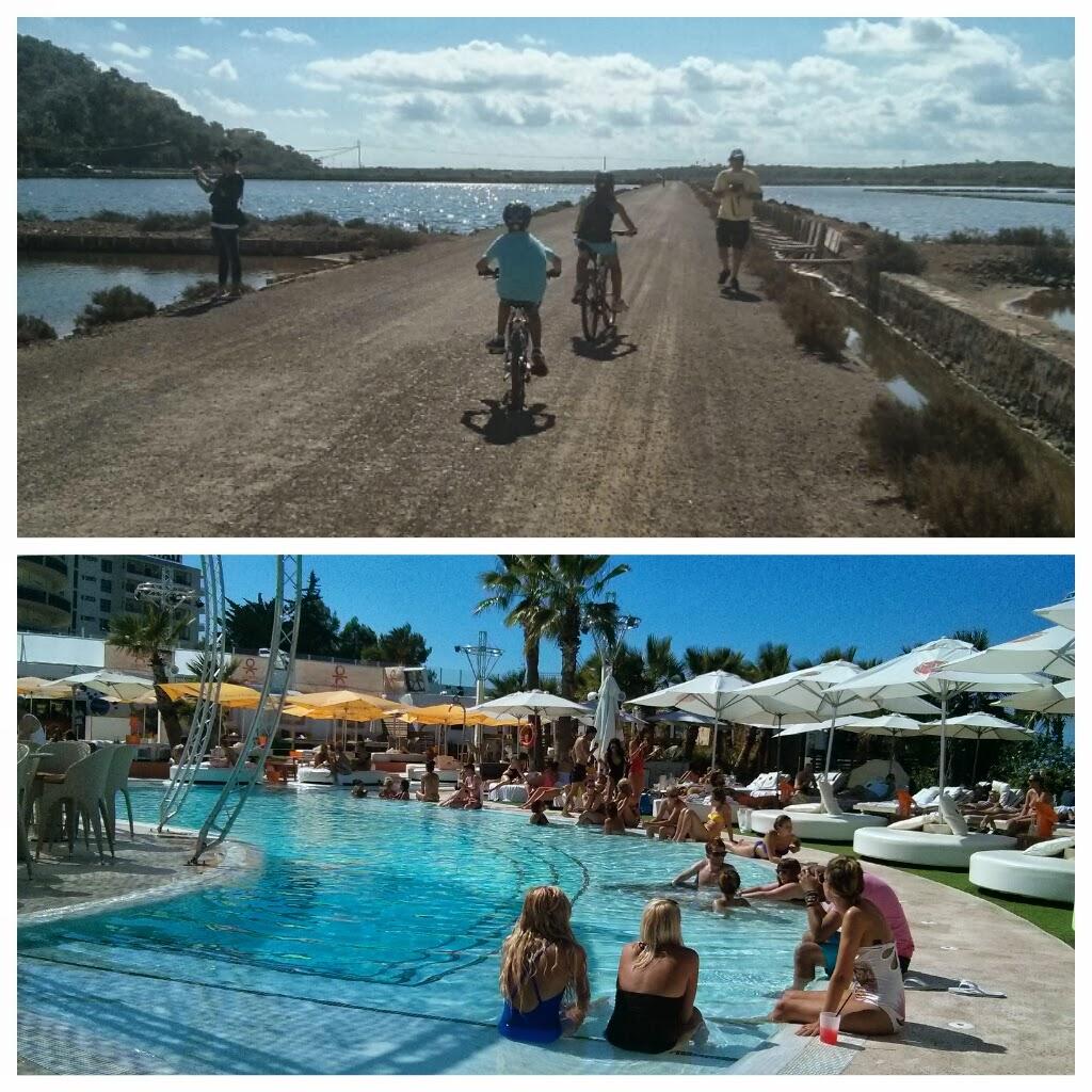 I contrasti di Ibiza  Patatofriendly