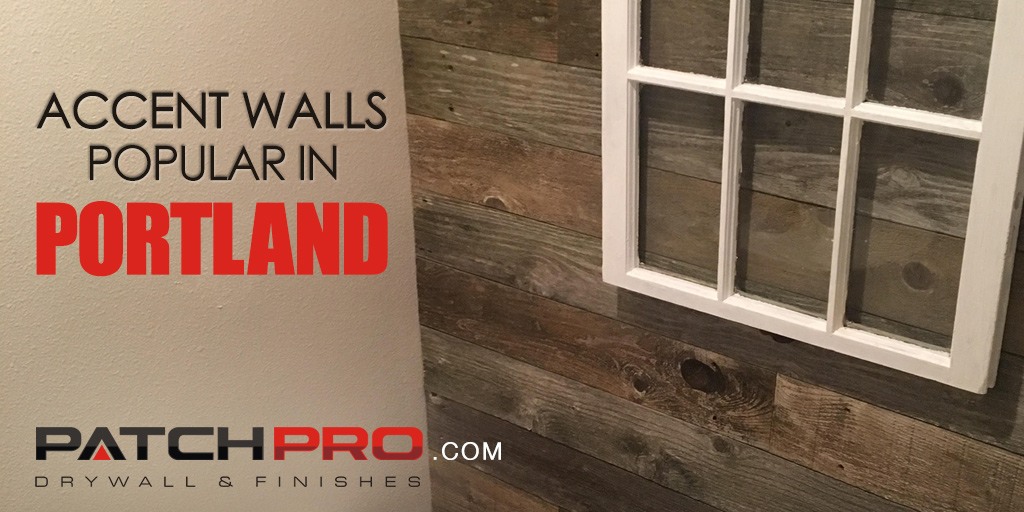 Feature Walls and Accent Walls – Popular In Portland