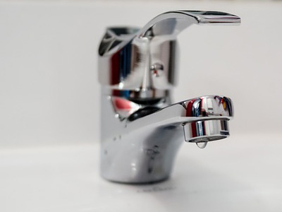 getting home ready to sell - fix bathroom faucet