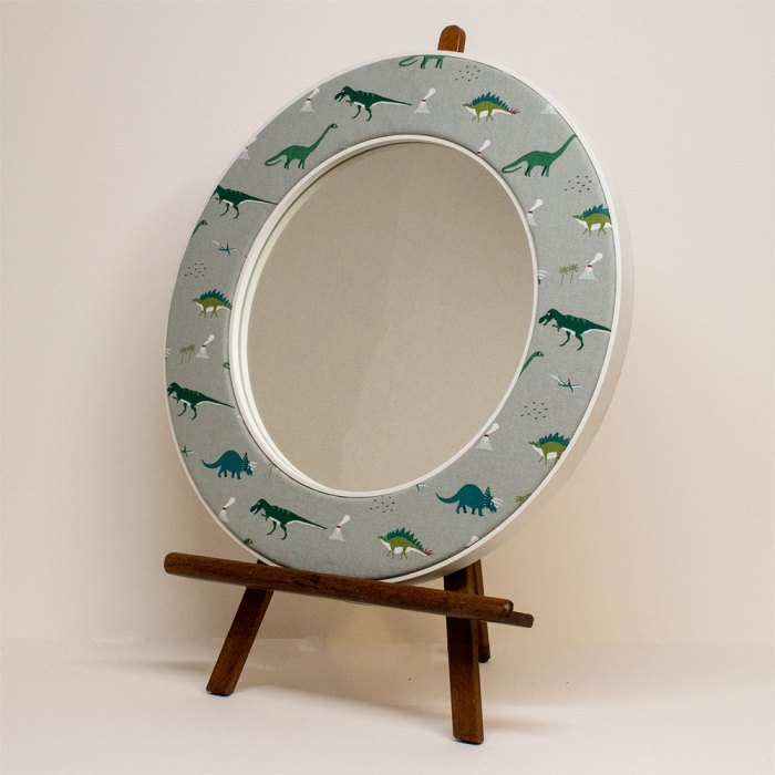The Dinosaur Children's Mirror