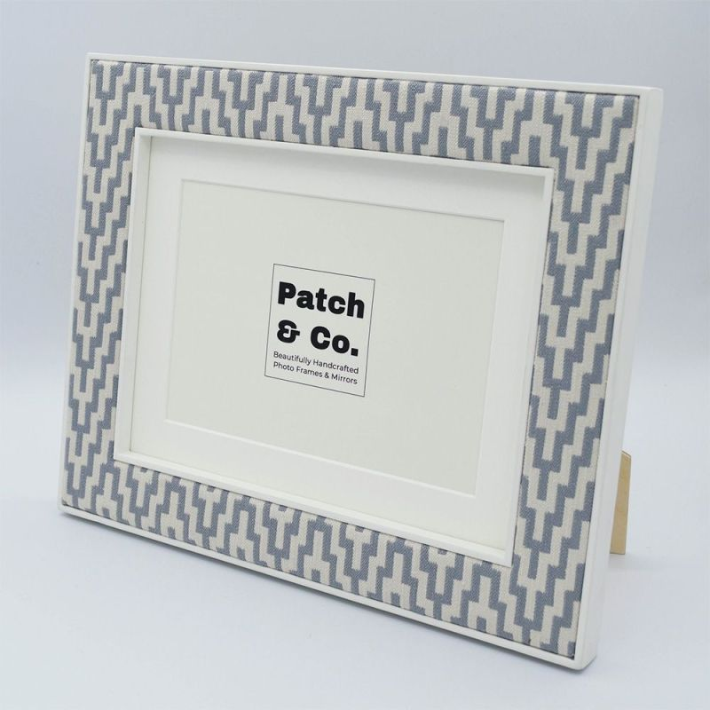 Max Photo Frame in Grey with Mount