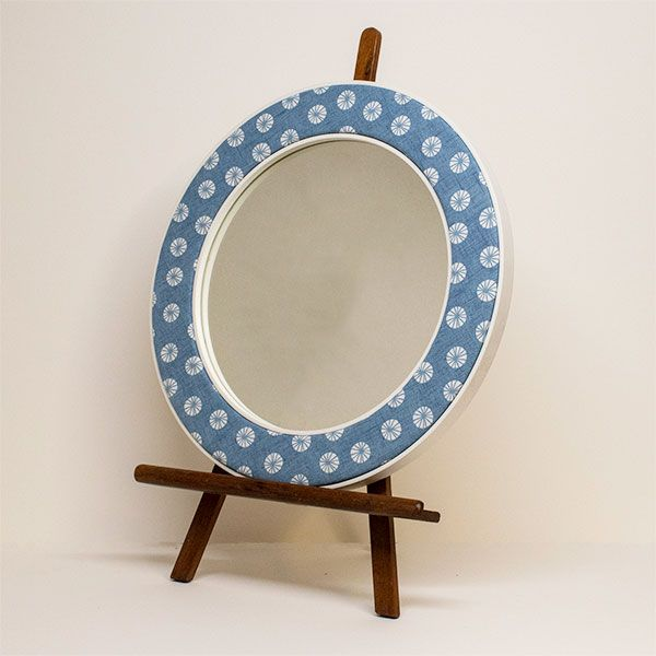 The Octavia in Blue on an Easel