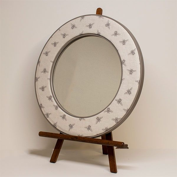 The Bee Mirror on an Easel