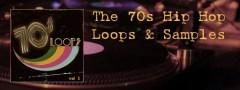 70's Hip Hop Loops