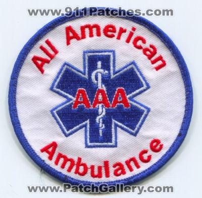colorado all american ambulance