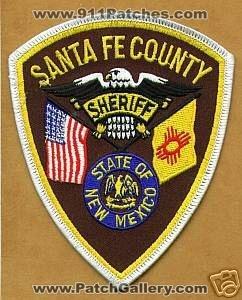 New Mexico Santa Fe County Sheriff New Mexico