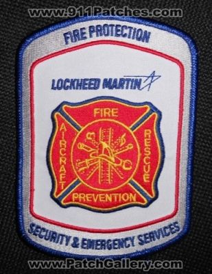Georgia  Lockheed Martin Fire Protection Security and