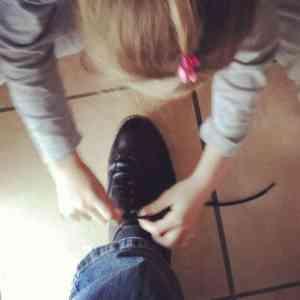 Blumengeburtstag Patchwork auf Augenhöhe Bedürfnis Unterstützung Schuhe