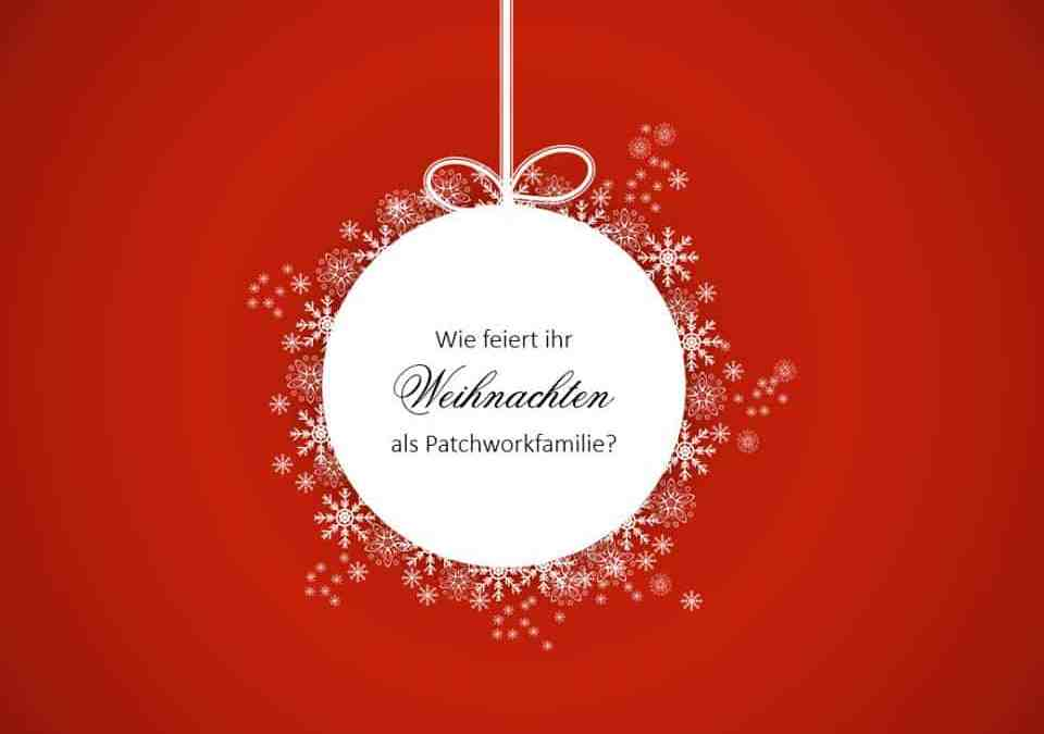 Weihnachten als Patchworkfamilie (Podcast-Interview)