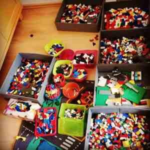 Zwischen den Jahren WiB Lego