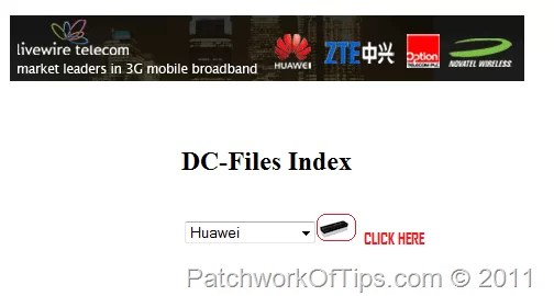 How To Flash/Upgrade Huawei USB Internet Modem Firmware - Tech Tutorials