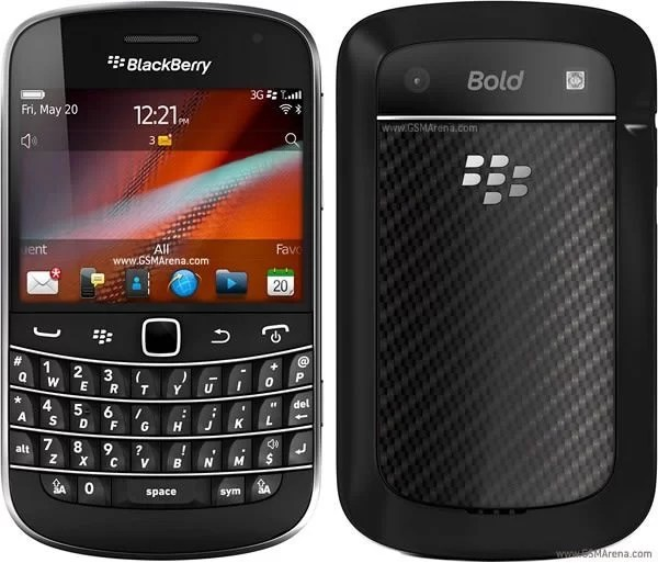 BlackBerry Bold Touch 9900 Review