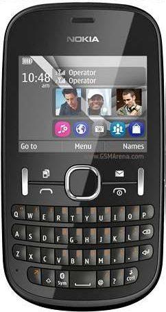 Nokia Asha 200 Dual SIM Phone