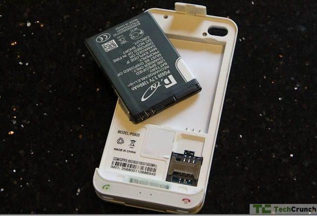 Preview Of Vooma Peel PG92 Dual SIM Handset Case