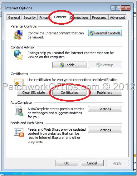 BlackBerry Desktop Manager Installation Validation Fix Certificate