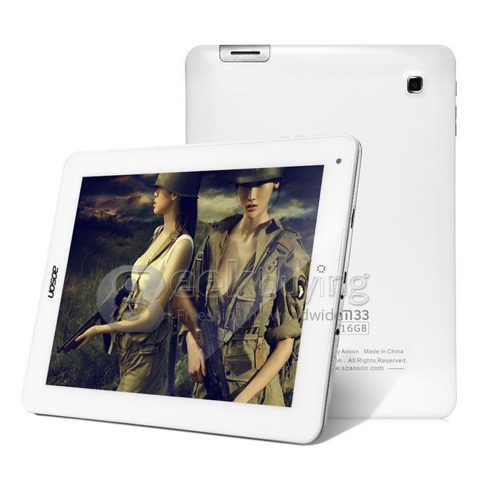 Upgrade Aoson M33Q Jelly Bean Tablet OS