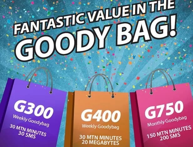 Subscribe For MTN Goody Bag