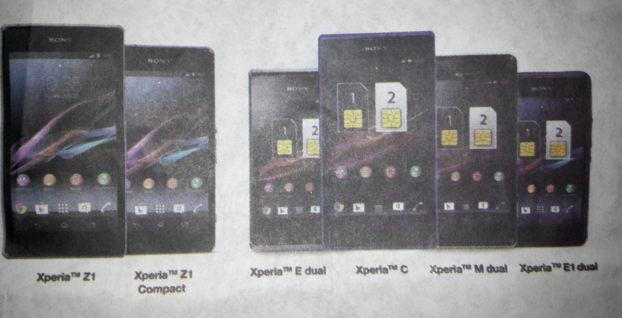 buy Sony Xperia In Nigeria