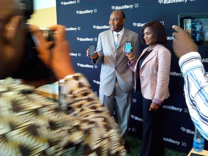 BlackBerry Z3 Launches In Nigeria