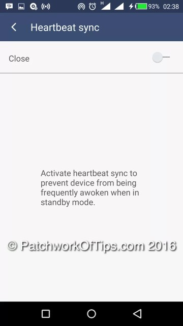 Infinix Zero 3 Battery Life Test Heartbeat Sync