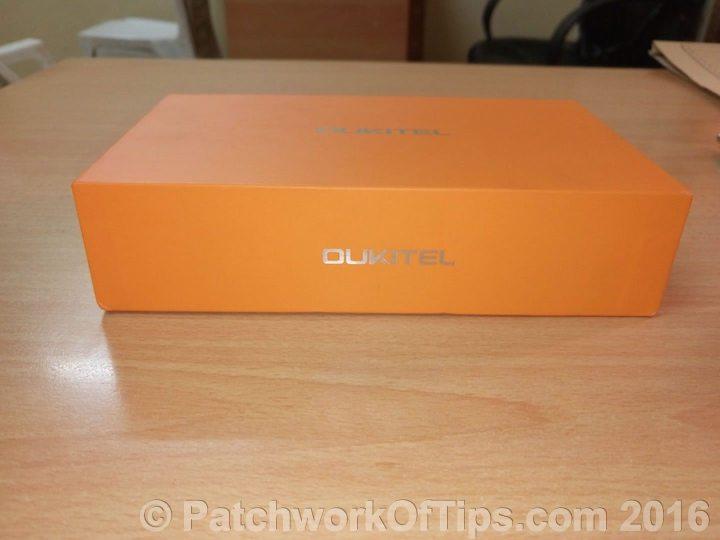 Oukitel K4000 Pro Boxed