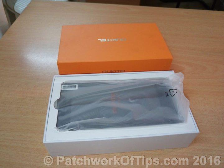 Oukitel K4000 Pro Unboxed