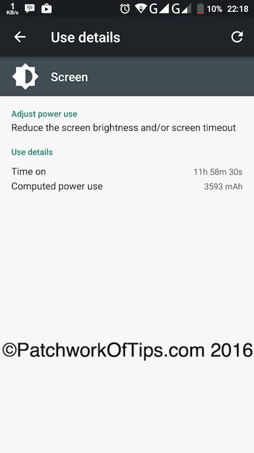 Oukitel K6000 Pro Battery Life - Wi-Fi Only