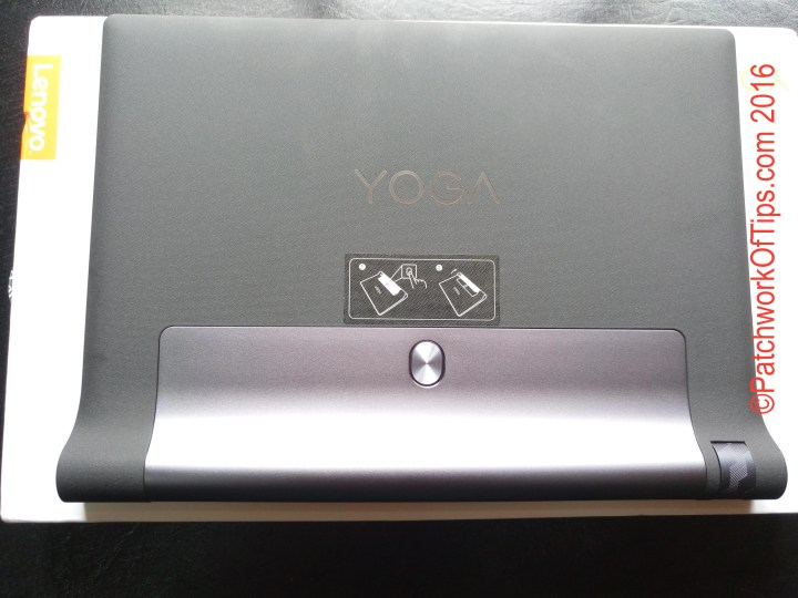 Lenovo Yoga Tab 3 10 Back 2