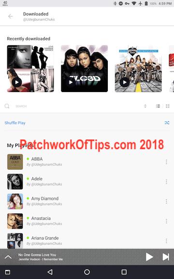 Deezer Offline Downloads Unlocked