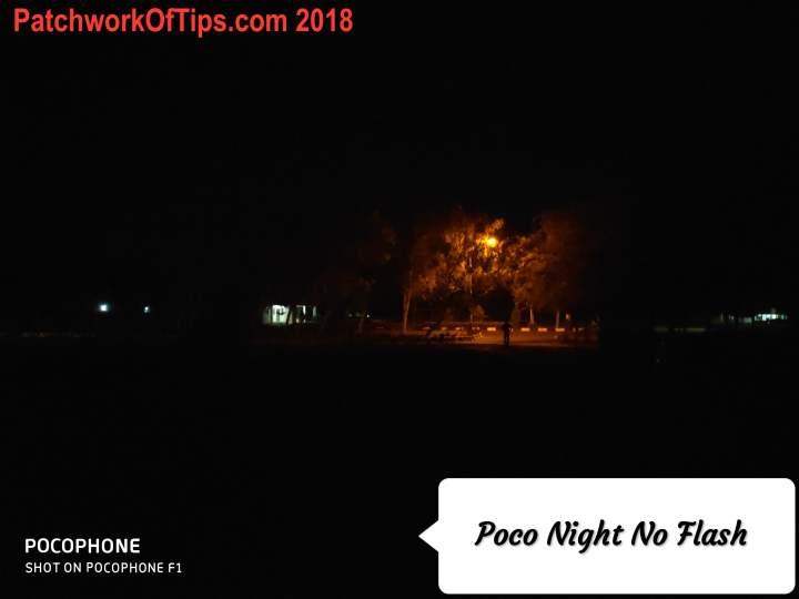 Poco Phone Night Shots 8