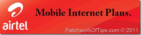Airtel Nigeria Data Plans and Internet Subscription Codes - Internet