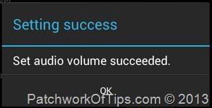 Set-LoudSpeaker-Volume-On-Android