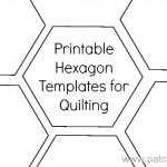 Hexagon Pumpkin Quilt Tutorial