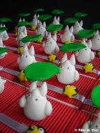 Boîtes à dragées Totoro thème Japon