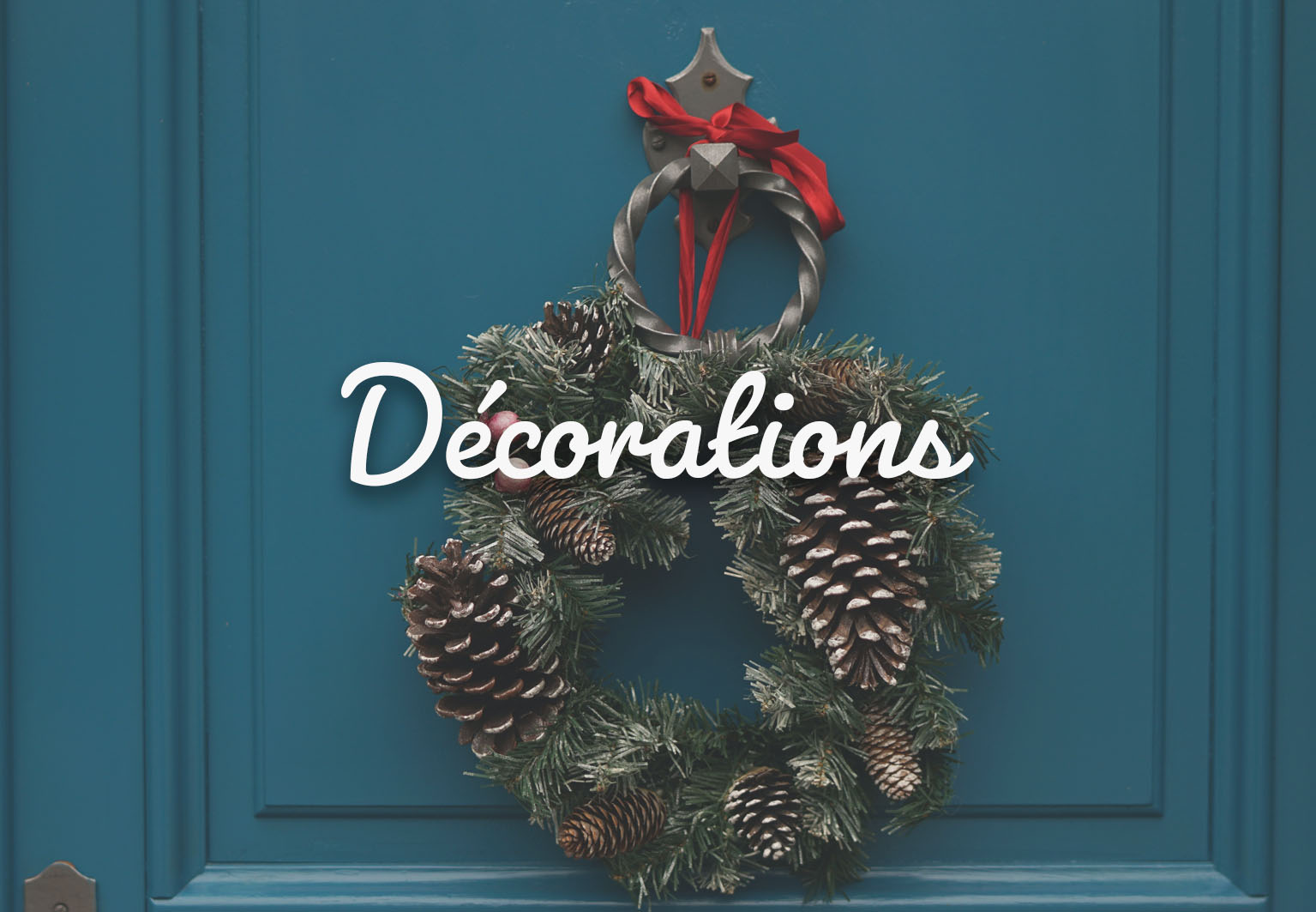 Décorations