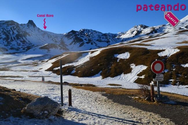 Pico Canal Roya