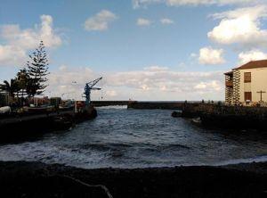 Muelle Pesquero en Puerto de La Cruz