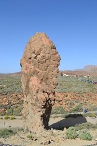 Vista desde lo alto de los roques