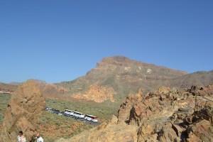 Vista de Montaña Guajara