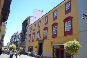 Casa de Los Marqueses de Torrehermosa (Hotel Aguere)