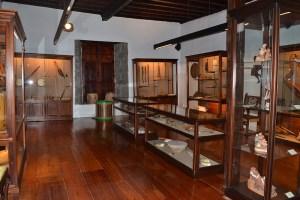 Sala el Museo de Artesanía Iberoamericana
