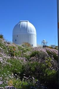 Telescopio Nocturno ESA-EUROPA