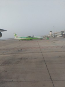 Binter en el Aeropuerto TFN
