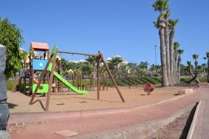 Playa La Jaquita en Alcalá