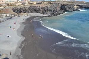Playa de Ajabo en Callao Salvaje, Costa Adeje