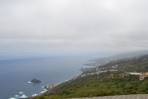 Mirador de Lomo Molino en El Tanque, Tenerife