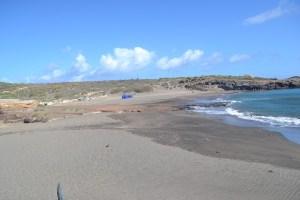 La Playa de Los Abriguitos