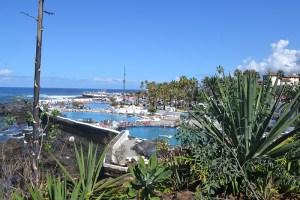 Playa de San Telmo en Puerto de La Cruz