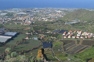 Mirador del Boquerón en Valle de Guerra, La Laguna