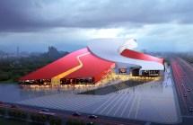 Patel Architecture Modern Green Architect